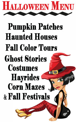 2018 Halloween & Fall Activities in Michigan