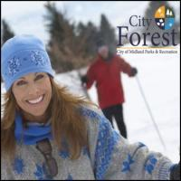 Cross Country Skiing at Midland City Forest