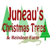 Juneau's Christmas Trees & Reindeer Farm