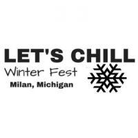 Let's Chill Winter Fest in Milan, Michigan