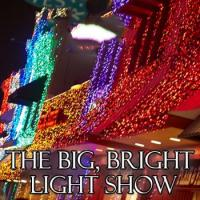 The Big, Bright Light Show in downtown Rochester Michigan
