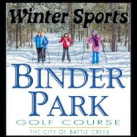 Winter Sports Park at Binder Park in Battle Creek Michigan