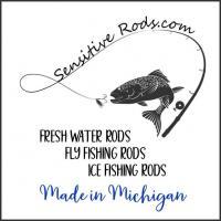 Custom Made Sensitive Rods - Made in Michigan