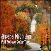 Alpena Fall Foliage Color Tour