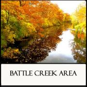 Fall Colors in the Battle Creek Area of Michigan