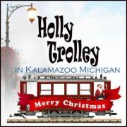 Holly Jolly Trolley in Kalamazoo Michigan