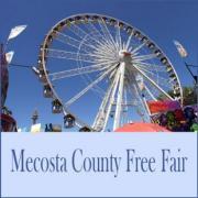 Mecosta County Free Fair in Big Rapids Michigan