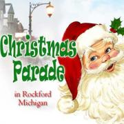 Rockford's Santa Parade