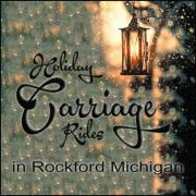 Holiday Carriage Rides in Rockford Michigan