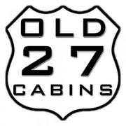 Old 27 Cabins in Clare Michgan