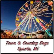 Sparta Town & Country Days in Sparta