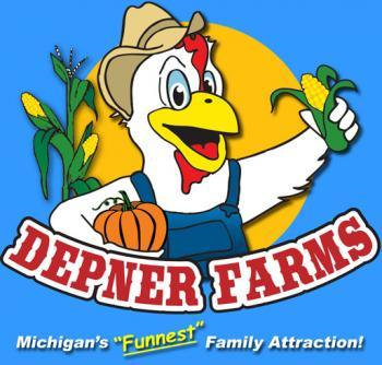 Depner Farms Giant Corn Maze