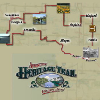 Allegan County Heritage Trail