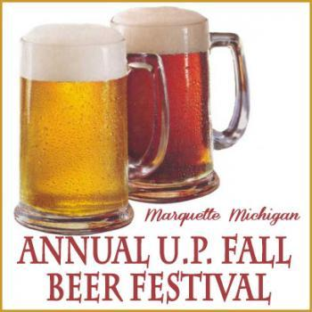 Annual U.P. Fall Beer Festival in Marquette Michigan