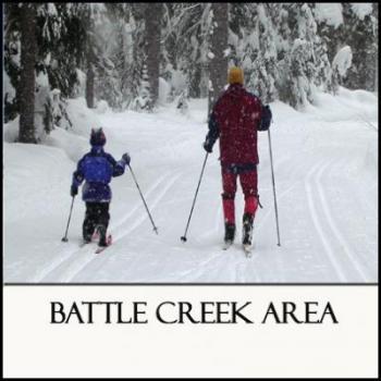 Winter in Region 2 -Battle Creek Area of Michigan