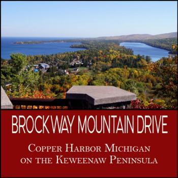 Brockway Mountain Drive Copper Harbor MI 49918