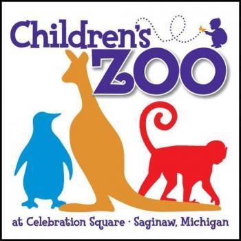 Children's Zoo at Celebration Square in Saginaw Michigan