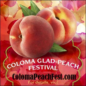 Coloma's Glad-Peach Festival