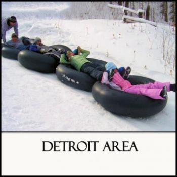 Winter in Michigan's Region 1: Detroit Area