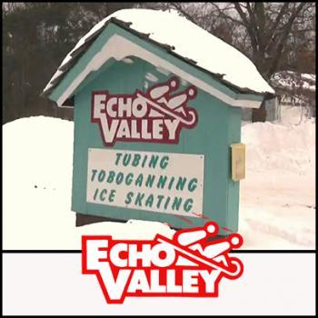Echo Valley Winter Sports Park in Kalamazoo Michigan