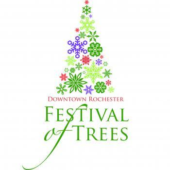 Festival of Trees in Rochester Michigan
