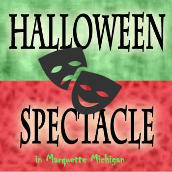 Halloween Spectacle in Marquette Michigan