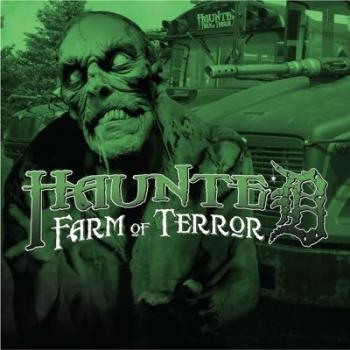 Haunted Farm Of Terror north of Detroit Michigan in New Haven