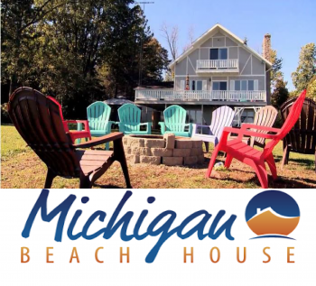 Port Sanilac beachfront vacation rental