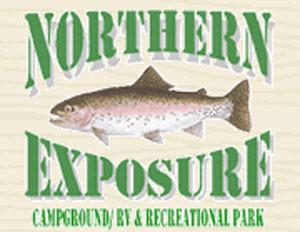 Northern Exposure Campground - Mesick Michigan