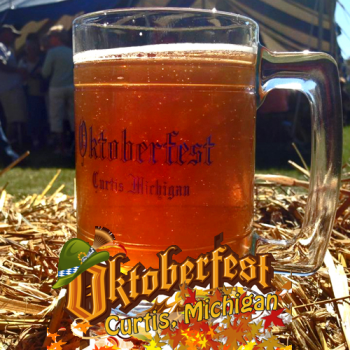 Annual Octoberfest in Curtis Michigan