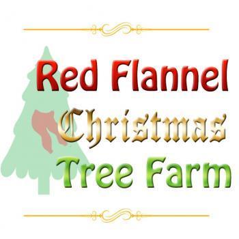 Red Flannel Christmas Tree Farm