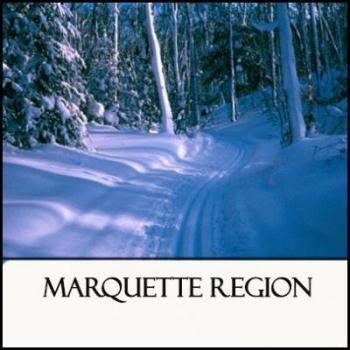 Winter in Michigan's Region 14 Marquette Area