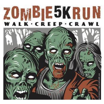 Zombie Run 5K Run