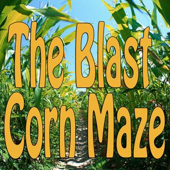 The Blast Corn Maze in Dexter Michigan