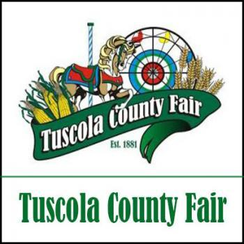Tuscola County Fair in Caro Michigan