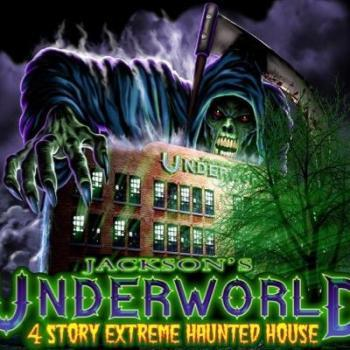 Jackson's Underworld Extreme Haunted House in Jackson Michigan