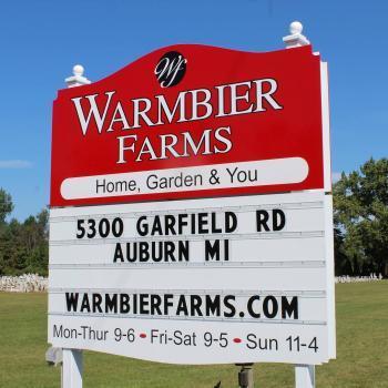 Warmbier Farms in Auburn Michigan