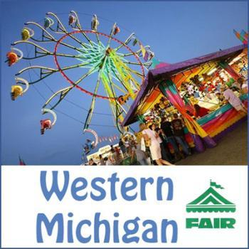 Western Michigan Fair in Ludington Michigan
