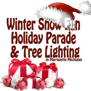 Winter Snow Fun Holiday Parade & Tree Lighting