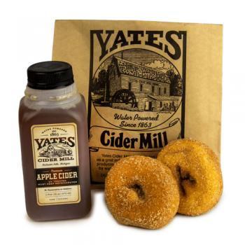 Yates Cider Mill - Rochester Hills Michigan