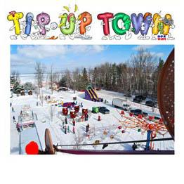 Tip Up Town - Houghton Lake