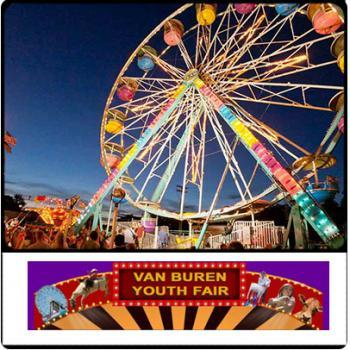 Van Buren Youth Fair in Hartford