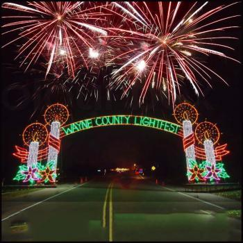 2018 Best Christmas Light Displays in Michigan | Michigan Life