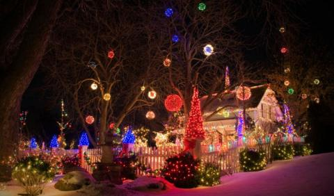 Best Christmas Light Displays in Michigan | Michigan Life