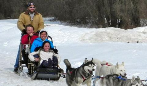 Michigan Dog Sledding Adventure