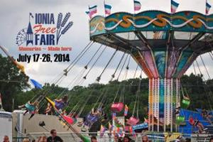 Ionia Free Fair in Ionia
