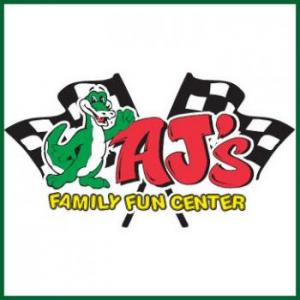AJ's Family Fun Center near Grand Rapids Michigan