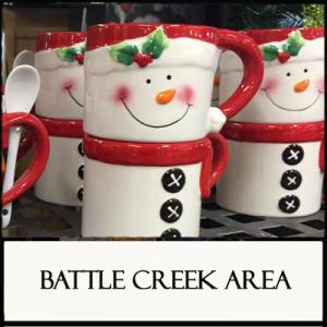 Christmas in Region 2 -Battle Creek Area of Michigan