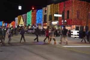 The Big, Bright Light Show in Rochester Michigan