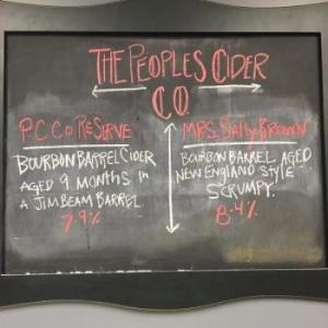 The Peoples Cider Co